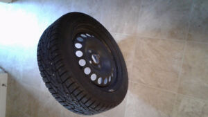 Nokian Winter Tires and Rims