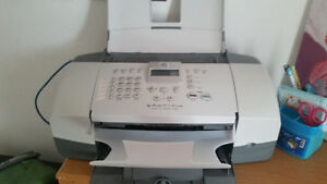 HP OfficeJet 4215 All in One (Fax-Scan-Copy) Printer