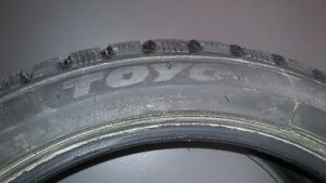 Toyo Observe G3-Ice 235/40R18 - $600 (Baie D'Urfe) West Island Greater Montréal image 5
