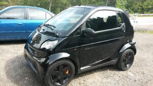 Smart Fortwo cdi pulse cabriolet 2005 85000 kilo