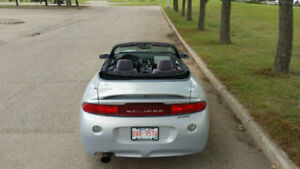 MODIFIED 1997 Mitsubishi Eclipse Spyder COMING SOON