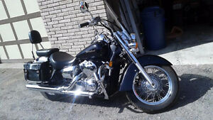2006 Honda Shadow Areo