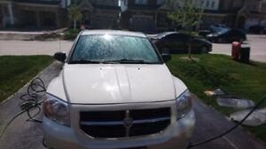 2007 Dodge Caliber SXT Wagon with Snow & All Season Tires