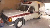 1985 Toyota CAMPER  1 TON TRUCK