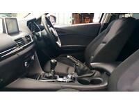 2016 Mazda 3 2.2d SE-L Nav 5dr Manual Diesel Hatchback