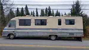 32ft Pace Arrow motorhome Prince George British Columbia image 4