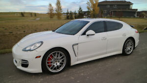 2010 Porsche Panamera TURBO *Local Car, No Accident, RARE!*