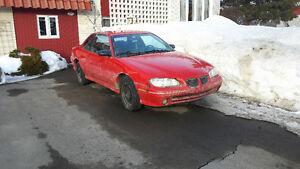 1997 Pontiac Grand Am Coupé (2 portes)