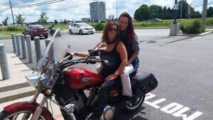 Victory Vegas 2011 moto très agréable à conduire