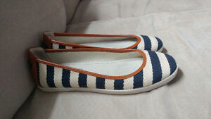 Nine West flats size 5.5