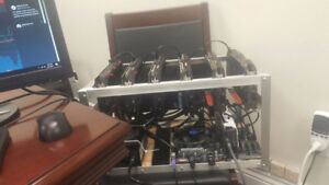 Mining Rig Build and Service Technician