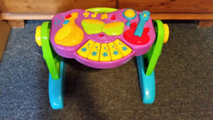 Sit or Stand Musical Toy