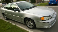 2002 Pontiac Grand Am GT 1 Sedan