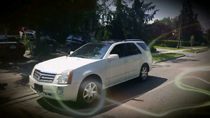05 Cadillac srx with only 140000