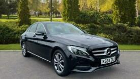 image for Mercedes-Benz C-CLASS C200 Sport Auto Saloon Petrol Automatic