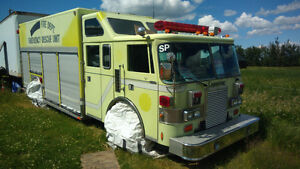 Mint condition mobile work shop Ultimate Service truck