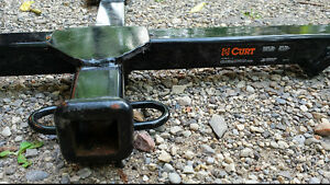 Trailer Hitch for Honda Fit