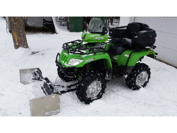 Used 2005 Arctic Cat 500