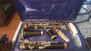 Wooden Clarinet for Sale