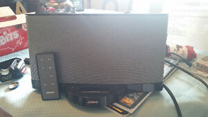 Bose sounddock Ipod with aux for sale