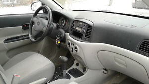 2008 Hyundai Accent GLS Berline