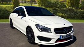 2015 Mercedes-Benz CLA-Class CLA 250 Engineered by AMG 4Mat Automatic Petrol Est