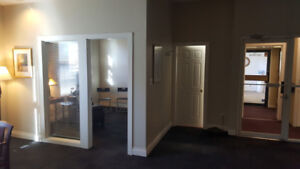 Professional Office with Ample Common Area to Share