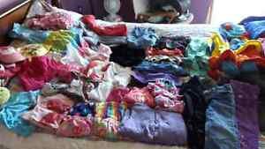 lots of clothes and more all clean and smoke free