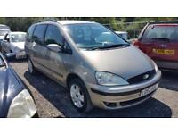 2002 Ford Galaxy 1.9TD ( 115ps ) Ghia**12 Months MOT
