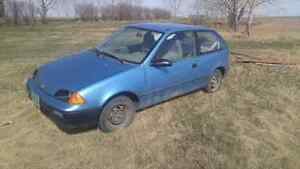 Geo parts or whole