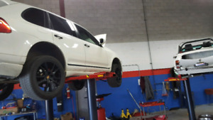 Porsche Service And Repairs