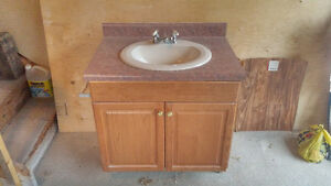 Bathroom vanity Kawartha Lakes Peterborough Area image 1