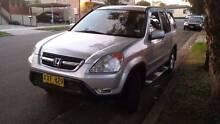 2002 Honda CR-V RD Sport Wagon 5dr Man 5sp 4WD 2.4i [MY02] Auburn Auburn Area Preview