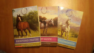 The Horseshoe Trilogies