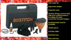 BOSTITCH AIR PALM NAILER