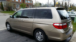 2007 Honda Odyssey EXL Minivan, Van Great ride