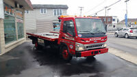 Mitsubishi fuso towing plate forme wheel lift