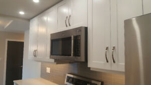 Completely Renovated 1 Bedroom Apartment