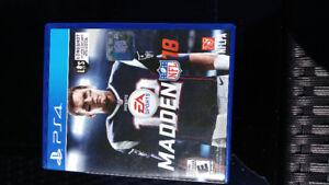 NFL Madden 18