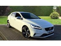 2016 Volvo V40 D2 (120) R DESIGN Pro with Sen Manual Diesel Hatchback