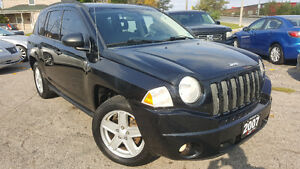 2007 Jeep Compass SUV, Crossover - CERTIFIED & E-TESTED! Kitchener / Waterloo Kitchener Area image 7
