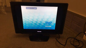 Toshiba LED + DVD Combo TV for Sale
