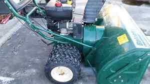 "45"" 13hp snowblower"