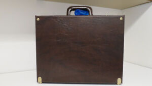 New Brown Leather Tool Case