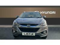 2015 Hyundai Ix35 1.6 GDI Blue Drive SE 5dr 2WD Petrol Estate Estate Petrol Manu