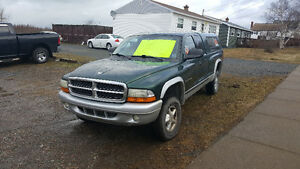 2003 Dodge Dakota Pickup Truck 4x4