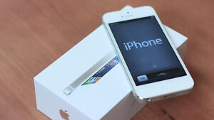 Bell - White iPhone 5, 32GB