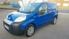 2015 65 FIAT FIORINO SX MULTIJET 1.2 16V 75 BHP WITH SIDE LOADING DOOR AND ELEC