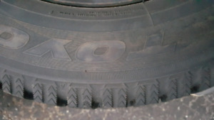Winter Tires and Rims. 205/65 R15