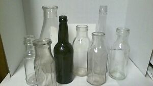 OLD BOTTLES AND MORE